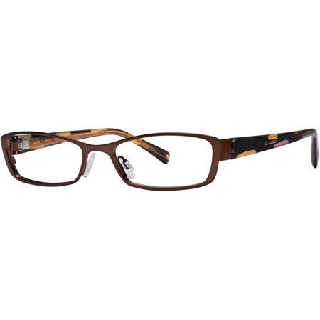 bbdc2eebb365 Eyeglasses Kensie MOOD Tan - Walmart.com