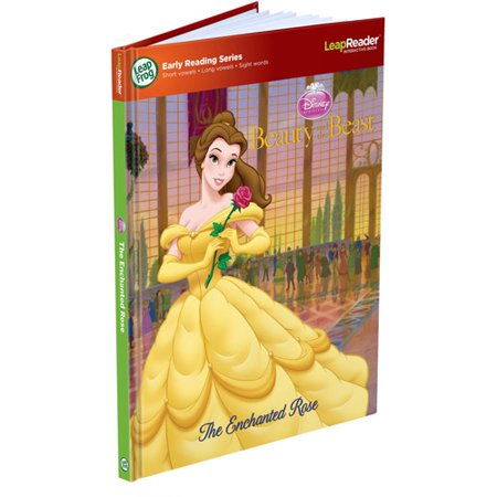 LeapFrog LeapReader Book: Disney Beauty and the Beast: The Enchanted Rose (works with Tag)