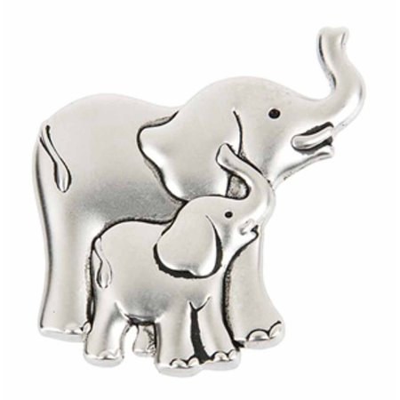 The Bond Between Mother and Child Elephant Charm - By - Kids Charms