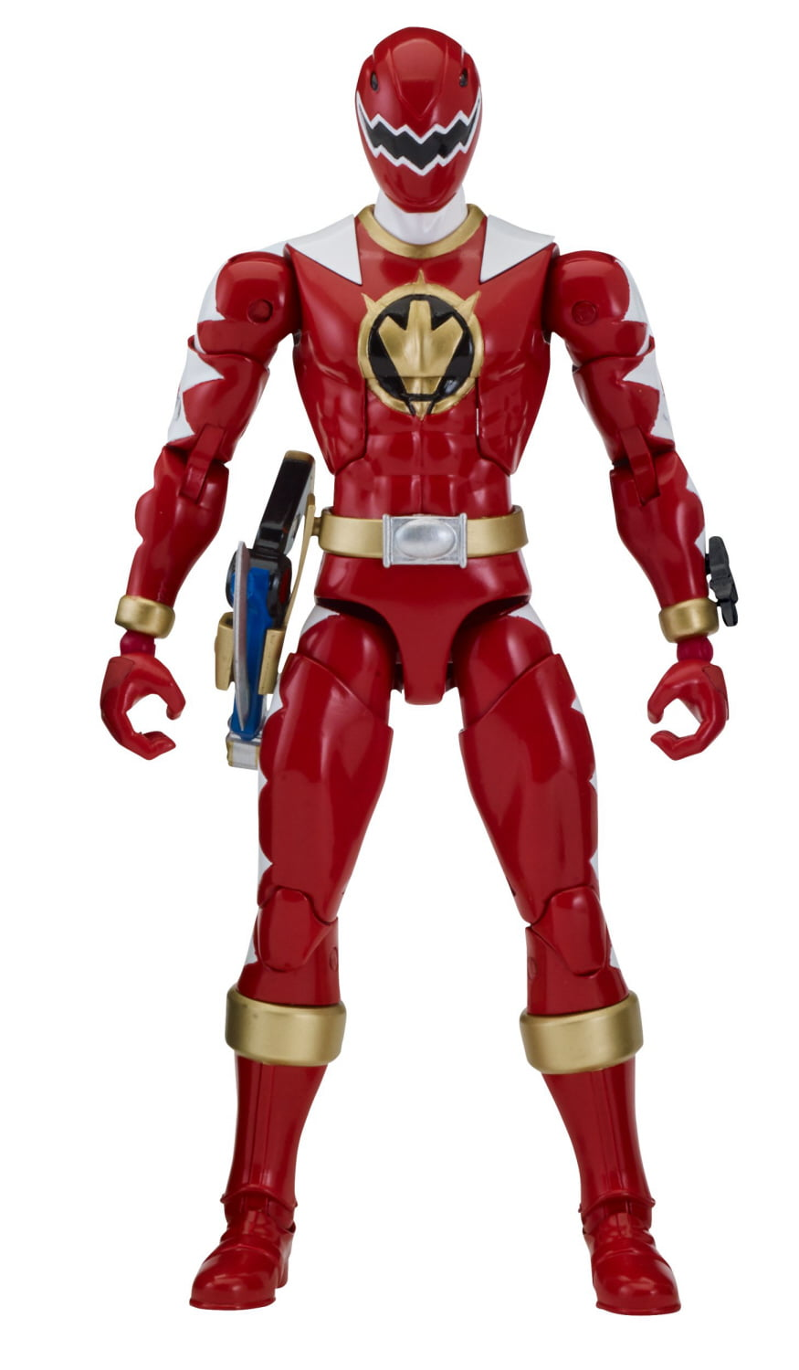 Bandai Power Rangers Legacy Collectable 6.5 inch Figure Dino Thunder Red by Bandai America, Inc.
