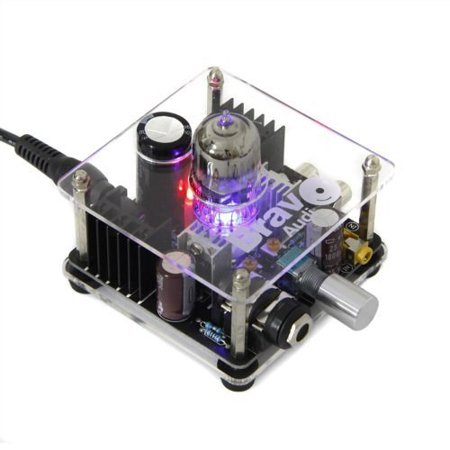 Bravo Audio V1 Valve Class A Tube Headphone Amplifier Preamp