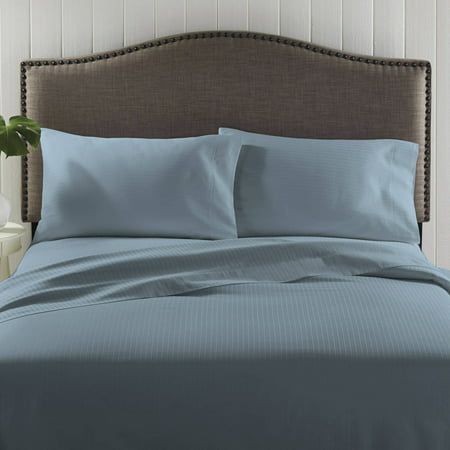 Better Homes & Gardens 300 Thread Count Damask Stripe Pillowcases, 2 Count