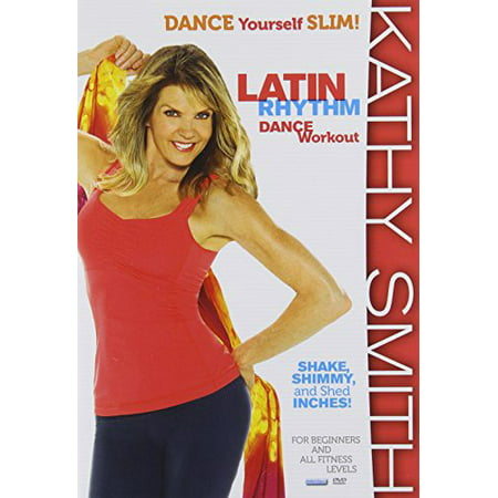KATHY SMITH-LATIN RHYTHM-DANCE LOW IMPACT WORKOUT FOR BEGINNERS (DVD) - Core Rhythms Dvd