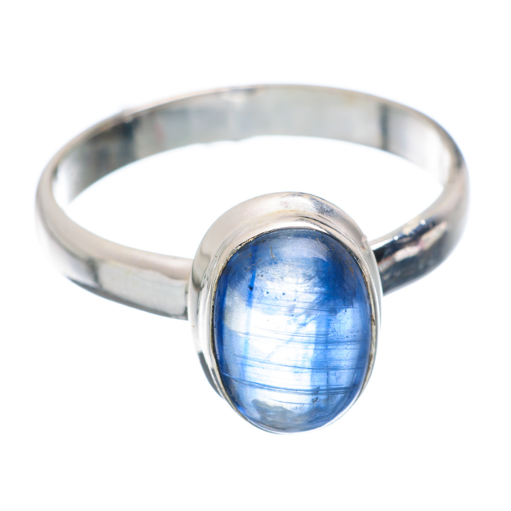 Ana Silver Co Rare Kyanite 925 Sterling Silver Ring Size 8.75 - Handmade Jewelry RING859797