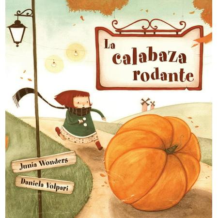 La Calabaza Rodante - Imprimir Calabazas Halloween