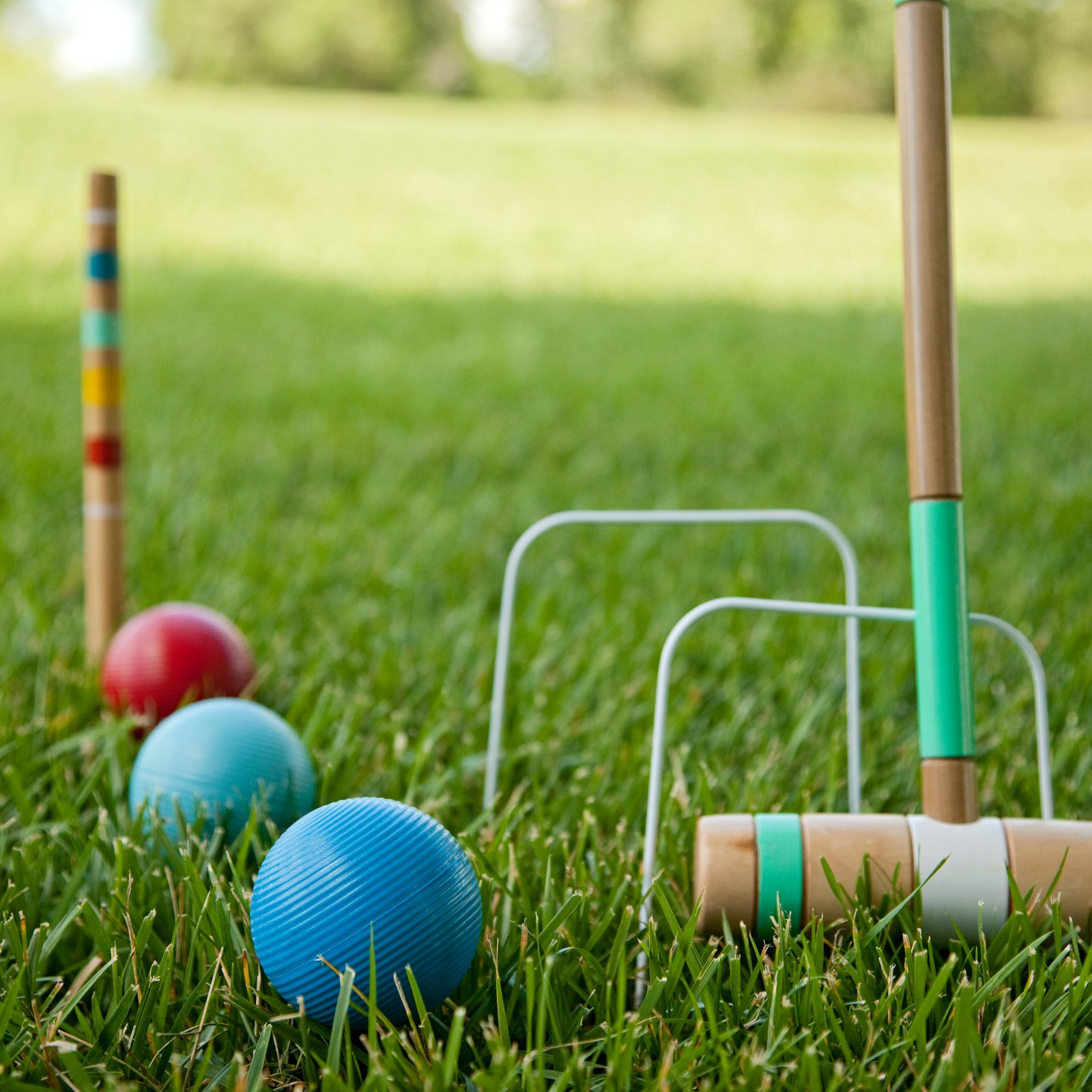 Halex Croquet 4-Player Classic