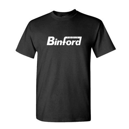 BINFORD TOOLS - home improvement funny - Cotton Unisex T-Shirt