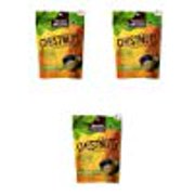 Whole Chestnuts Roasted & Peeled (Organic) 5.29 OZ PACK OF 3 (9 Pack)