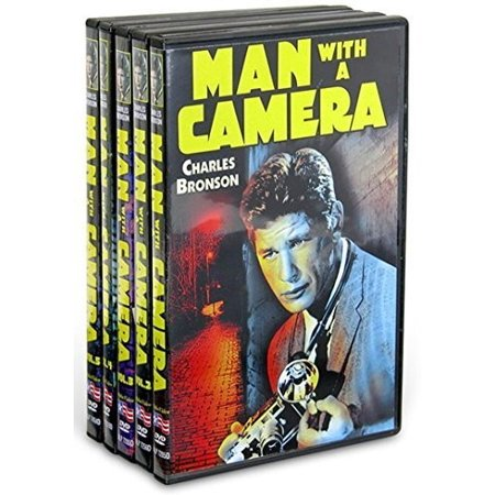 Man With a Camera -1-5: First 20 Episodes (DVD)