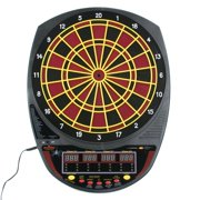 Arachnid® CricketMaster 110 Electronic Dart Board and Darts Set