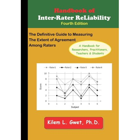 Handbook Of Inter Rater Reliability The Definitive Guide To
