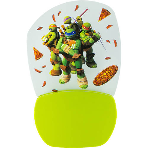 Nickelodeon Teenage Mutant Ninja Turtles 3D Motion Effect Night Light, 30767