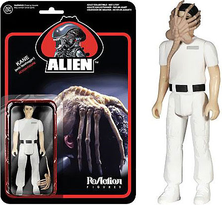 Funko Alien ReAction Kane Action Figure [Facehugger]
