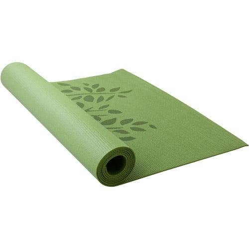 Lotus Yoga Mat, 3mm, Printed
