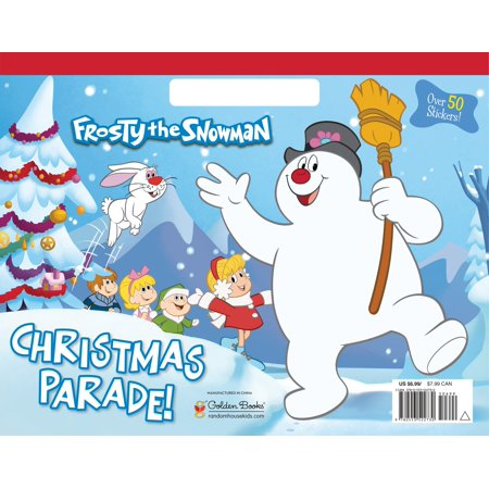 Christmas Parade! (Frosty the Snowman)](Frosty The Tiger)