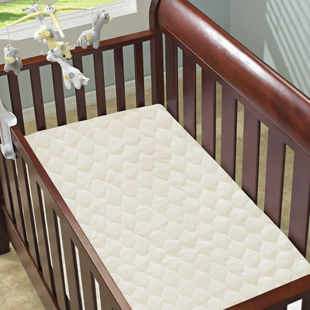 Bellrose Kids Organic Cotton Quilted Crib & Toddler Bed ...