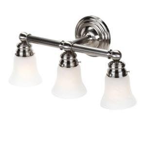 Upc 718212053812 Hampton Bay Bathroom Lighting 3 Light