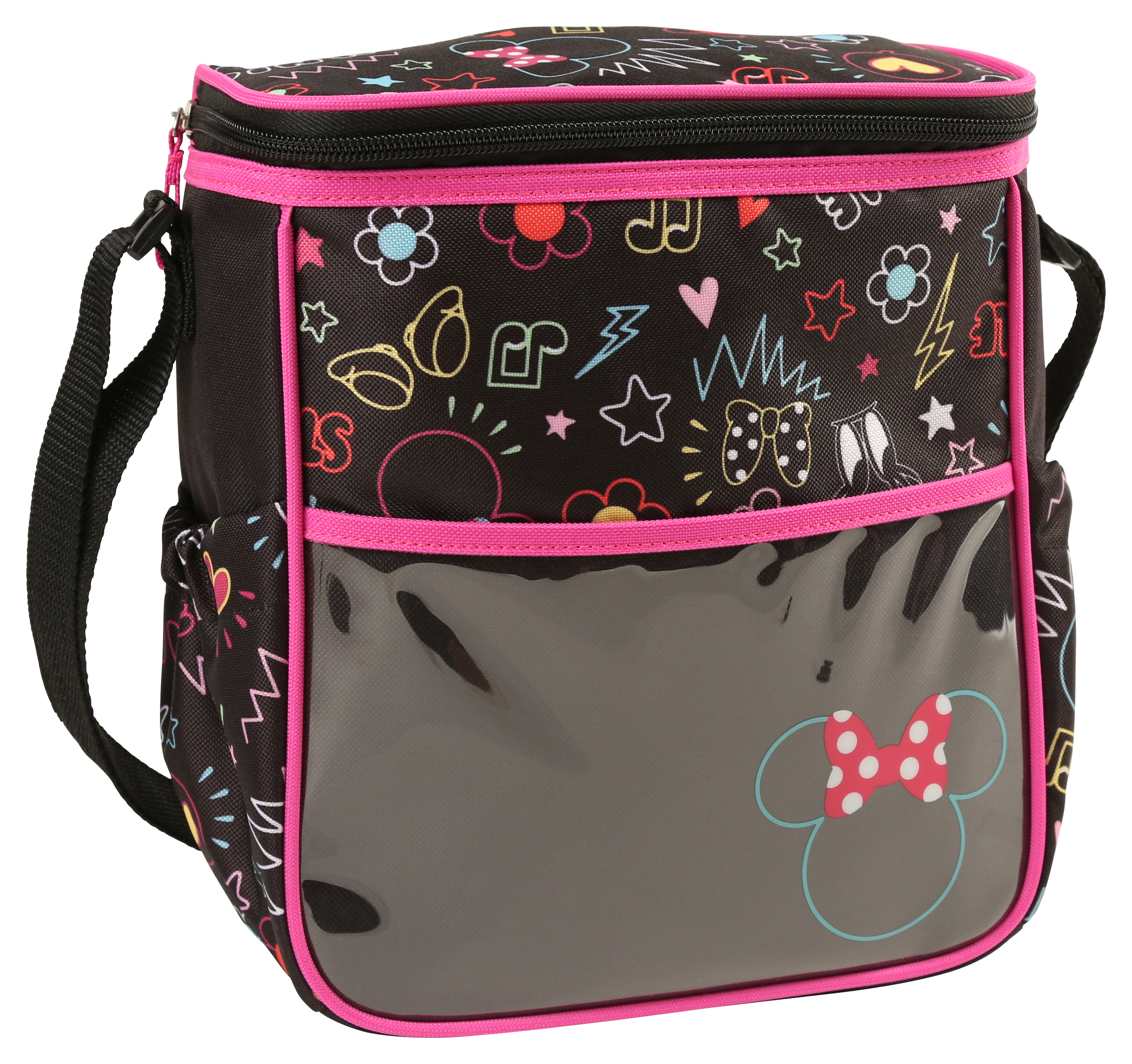 Disney Minnie Mouse Mini Diaper Bag, Graffiti
