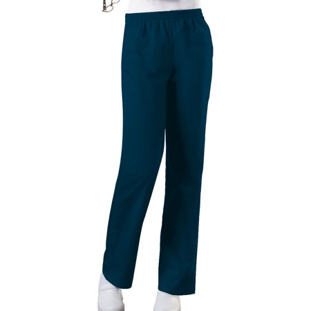 DSF Uniforms Women's Elastic Waist Pull On Scrub Pant