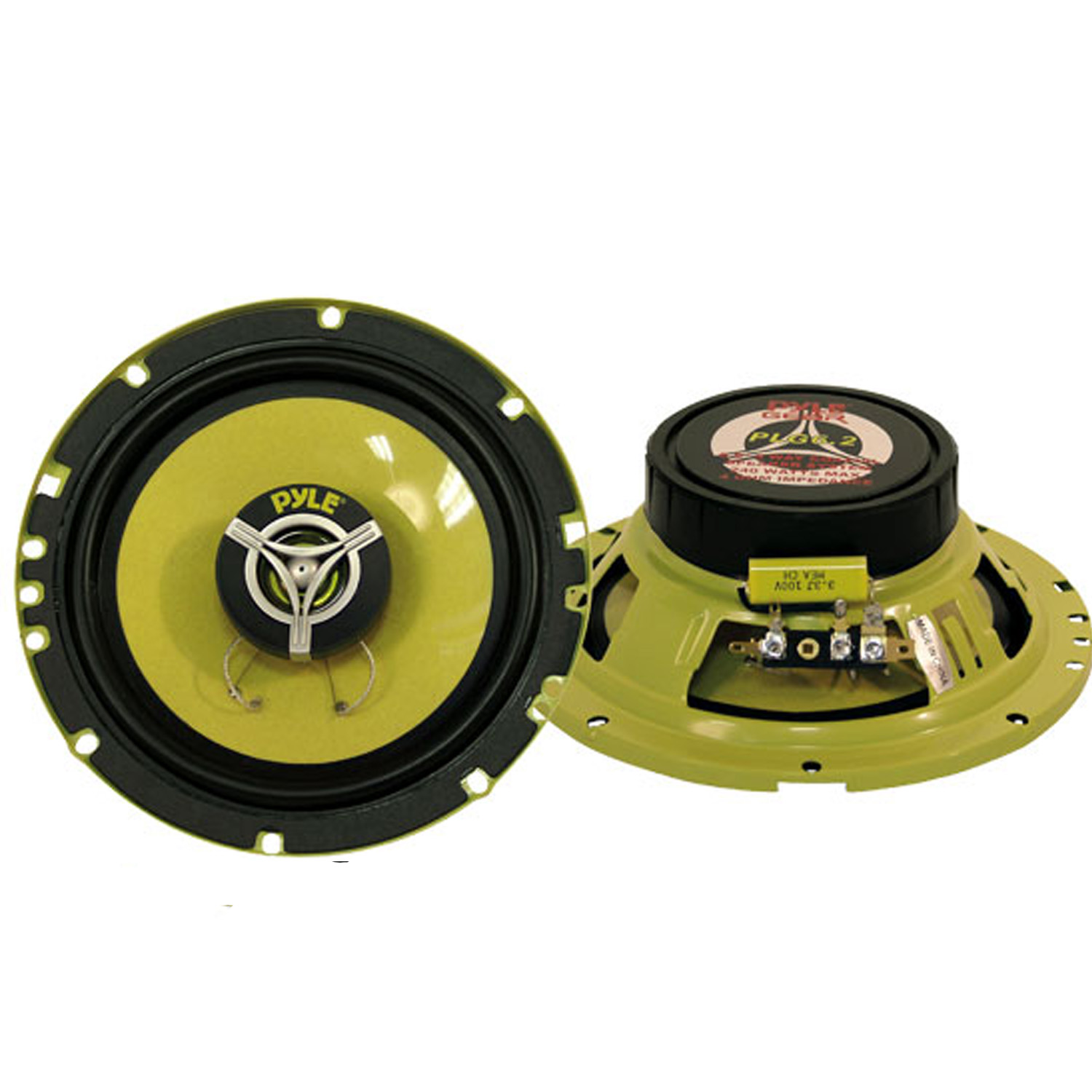 "Pyle - PLG6.2 - 6.5"" 240 Watt Two-Way Speakers"
