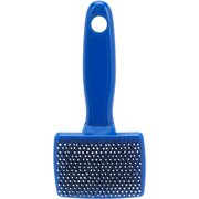 Oster Animal Care Plastic Slicker Brush for Cats, Blue