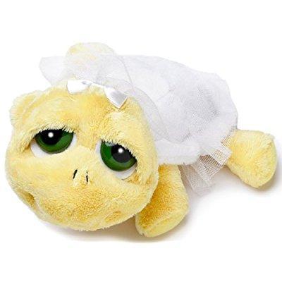 russ plush - li'l peepers - bride shelly the yellow turtle (12 inch) - Peep N Peepers