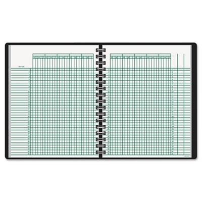AT-A-GLANCE Undated Class Record Book by