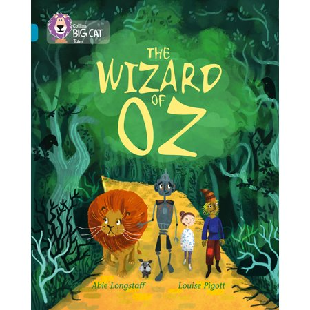 Collins Big Cat — The Wizard Of Oz: Band 13/Topaz (Cat Wizard Of Oz)