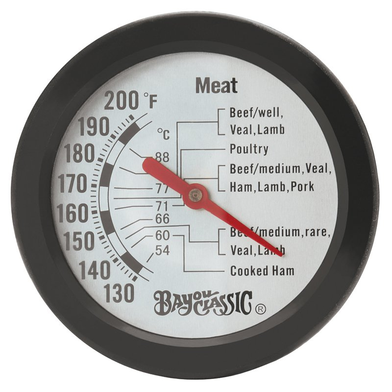 Bayou Classic 4 in. Meat Thermometer
