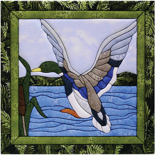 Mallard Quilt Magic Kit