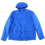 Mens Rain Jacket Electric Gunwale Waterproof Hooded 2XL