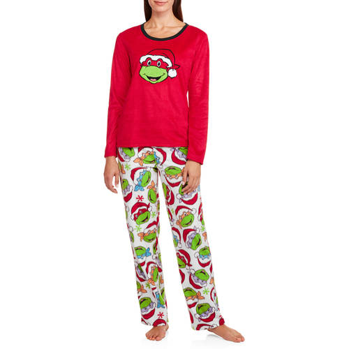 Teenage Mutant Ninja Turtle Raphael Christmas Pajama