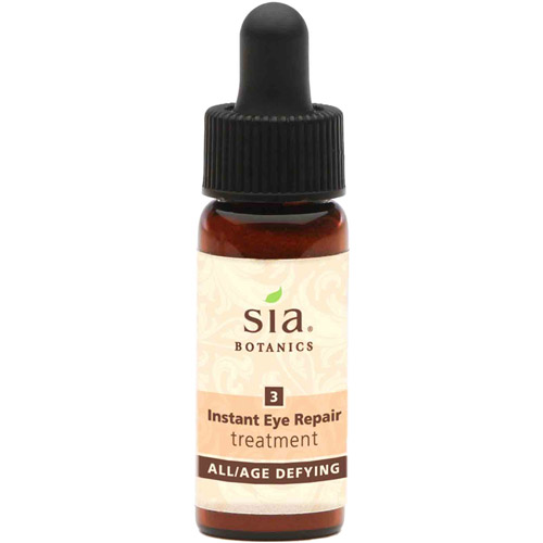 Sia Botanics Instant Eye Repair Serum