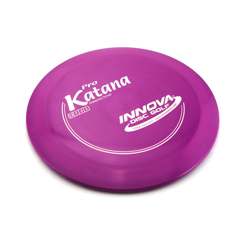Innova Pro Katana Golf Disc -Color and Weight Vary (167-175 Grams) by