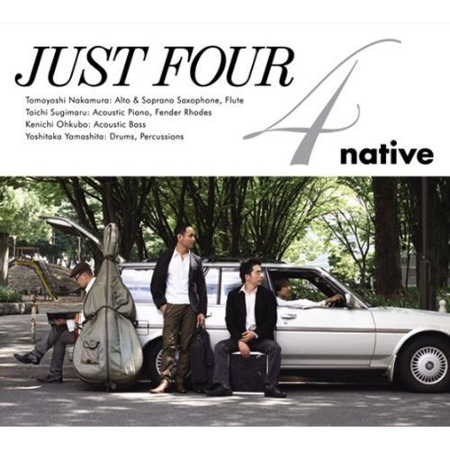 Native - Just Four [CD]