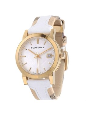 Burberry Women's Double Leather Analog Quartz 34mm Watches
