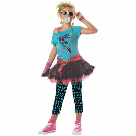 '80s Valley Girl Teen Halloween Costume