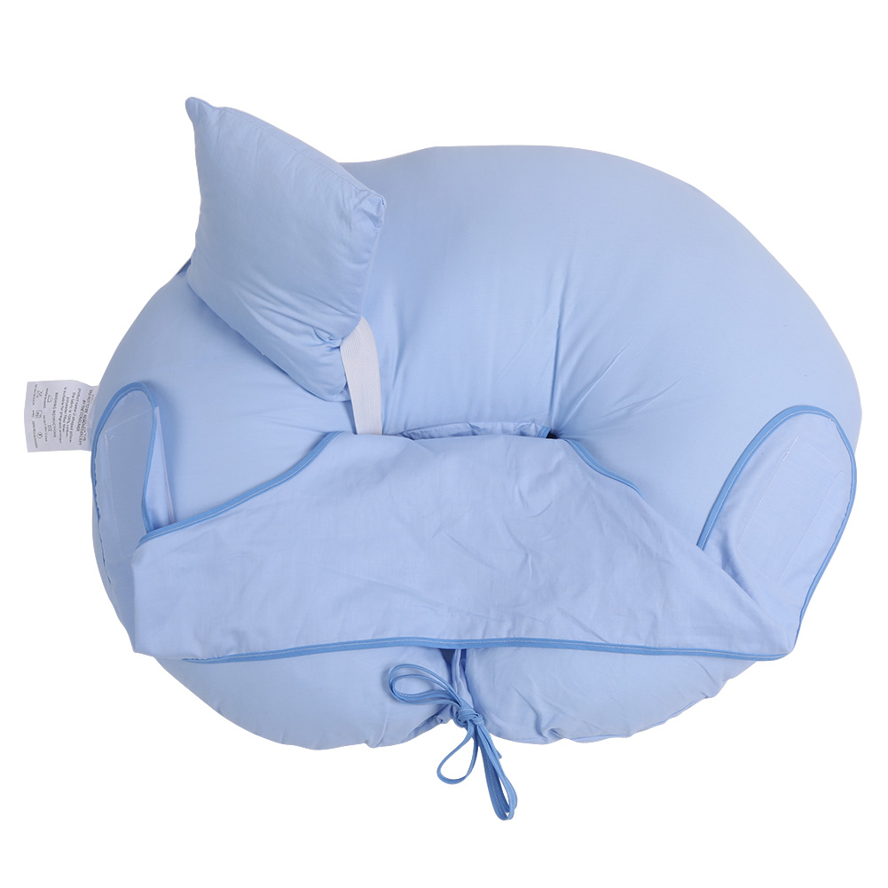 Yosoo U-Shaped Maternity Nursing Breastfeeding Pillow Baby Newborn Soft Support Cotton Cushion, Newborn Nursing Pillow, Breastfeeding Cushion