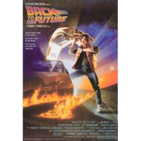 Pop Culture Graphics MOVCC9821 Back to the Future Movie Poster, 11 x 17