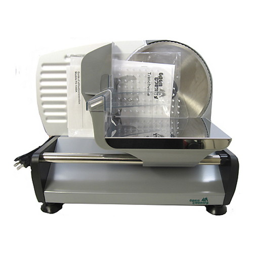 """74761 Open Country Food Slicer 130W 7.5"""" Stainless Steel Blade"""