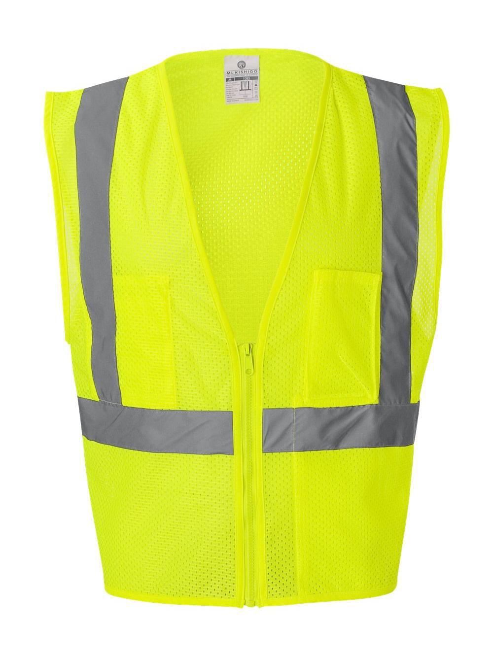 ML KishigoUltra-Cool? Mesh Vest with Pockets 1085-1086