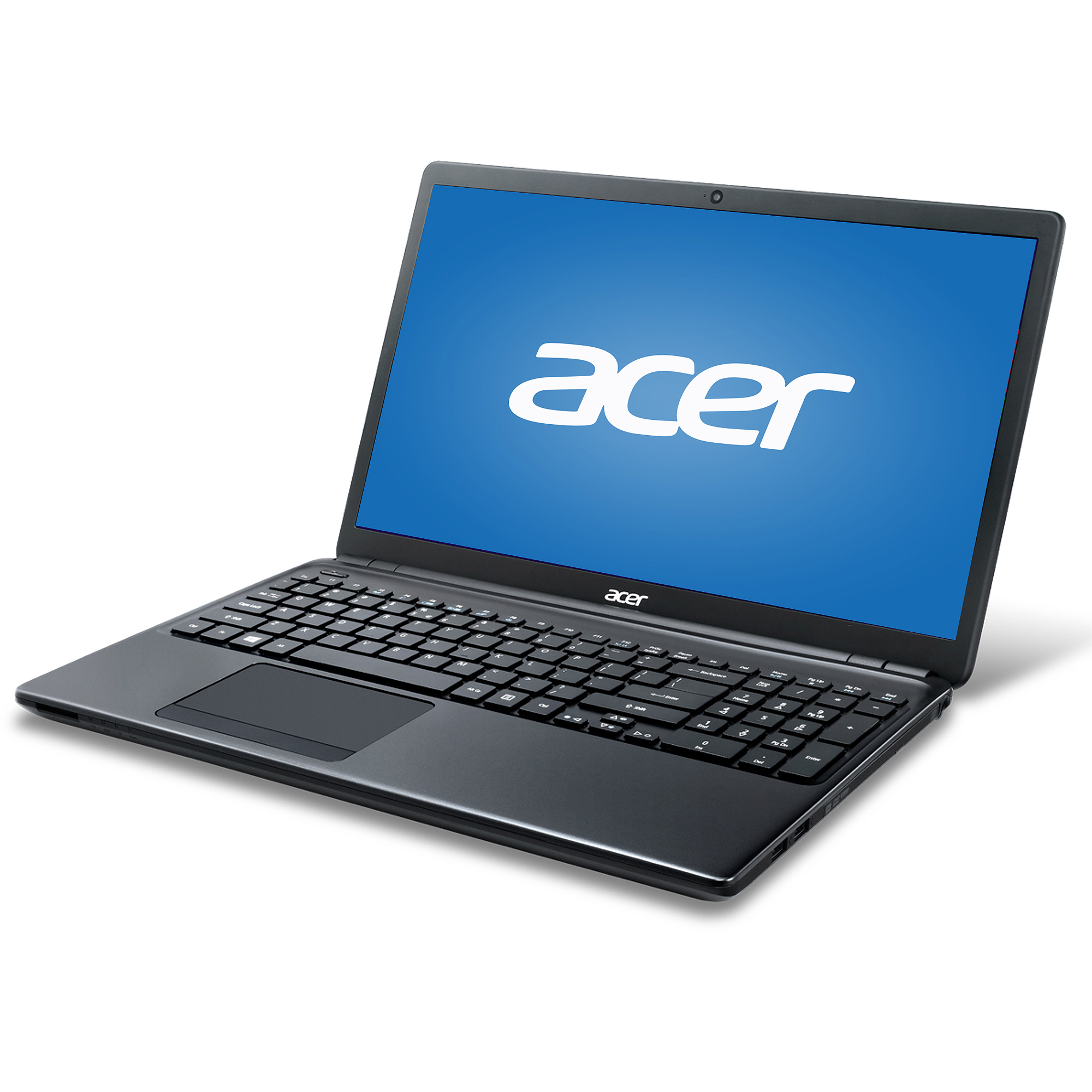 "Acer Black 15.6"" TravelMate P2 TMP255-MP-6686 Laptop PC with Intel Core i3-4010U Dual-Core Processor, 4GB Memory, touch screen, 500GB Hard Drive and Windows 8.1  (Eligible for Windows 10 upgrade)"