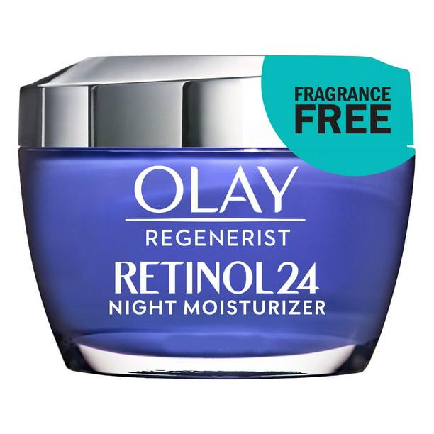 Olay Regenerist Retinol 24 Night Facial Moisturizer, 1.7 fl oz