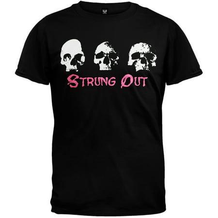 Strung Out - Skulls T-Shirt -