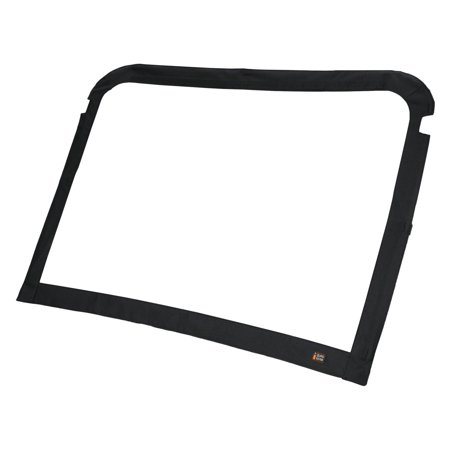 Classic Accessories Quad Gear UTV Front Windshield, Black
