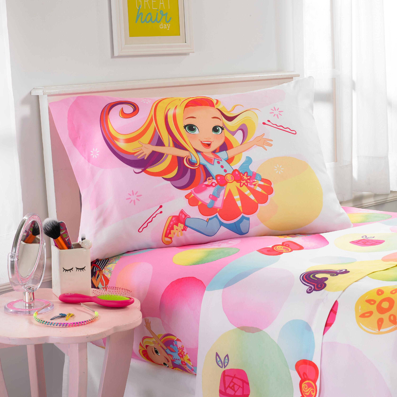 Sunny Day 'Sunny Bubbles' Kids Bedding Sheet Set, Full