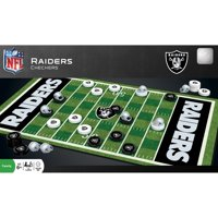 MasterPieces - Oakland Raiders Checkers Game