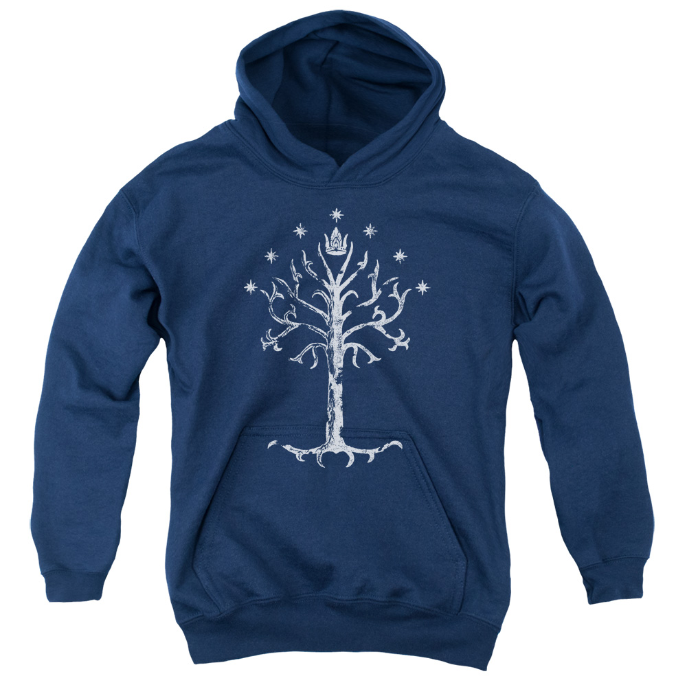 The Lord of the Rings Tree Of Gondor Big Boys Pullover Hoodie
