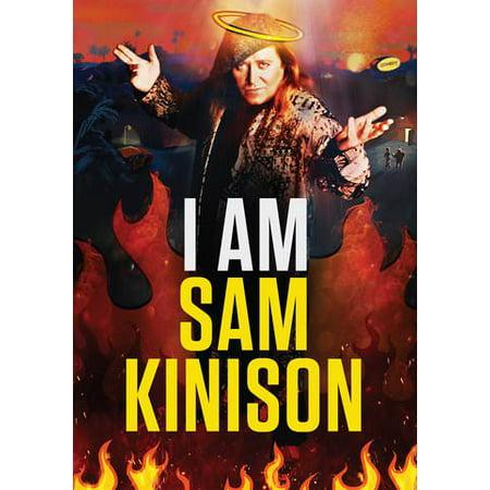 I Am Sam Kinison (Sam I Am Hat)