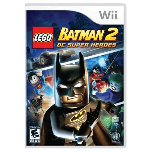 WB Lego Batman 2: DC Super Heroes - Action/Adventure Game Retail - Wii - Eidos 1000286897